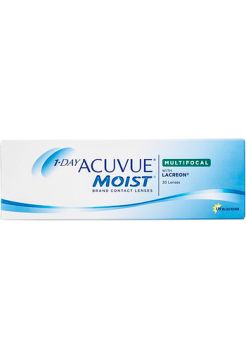 Контактные линзы 1-Day Acuvue Moist Multifocal 30 линз