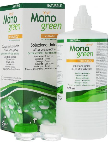 Раствор Oftylla Monogreen 360 ml +контейнер