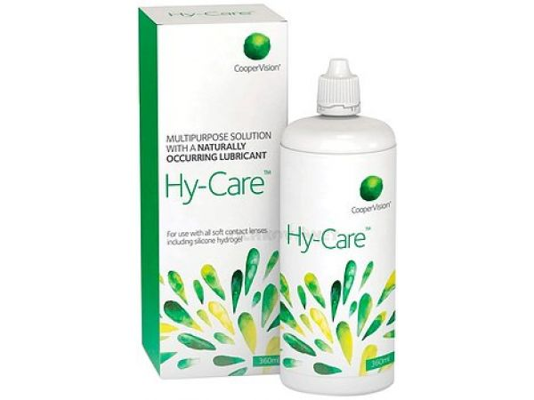Раствор Hy-Care 360 ml + контейнер