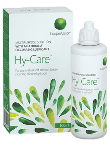 Раствор Hy-Care 100 ml + контейнер