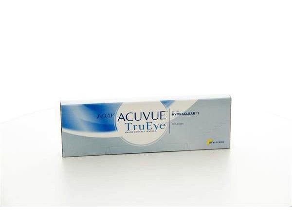 Контактные линзы 1-Day Acuvue TruEye 10 линз (5 пар)
