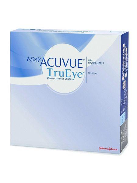 Контактные линзы 1-Day Acuvue TruEye 90 линз (45 пар)