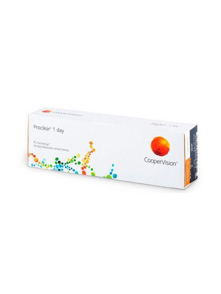 Контактные линзы Proclear 1 Day 30 линз (15 пар)