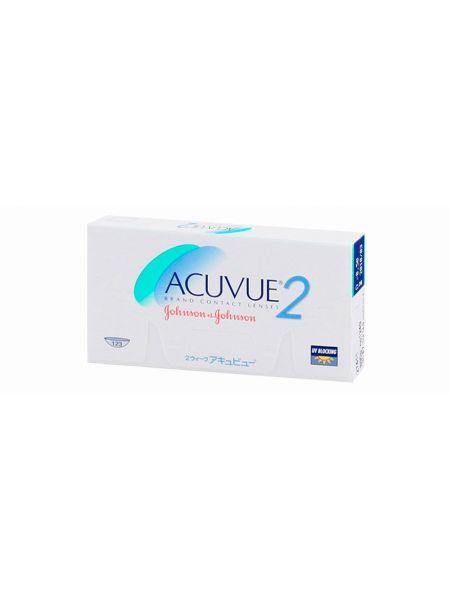 Контактные линзы Acuvue 2 6 линз (3 пары)