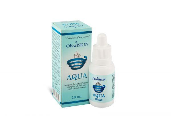 Капли Aqua 18 ml