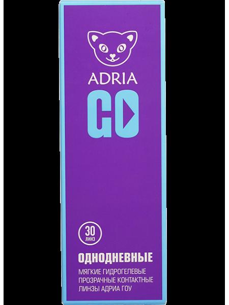 Контактные линзы Adria GO 30 линз (15 пар)