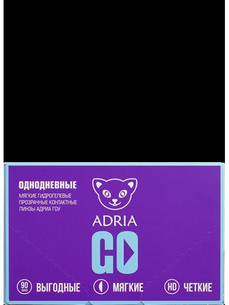 контактные линзы Adria GO 90 линз (45 пар)
