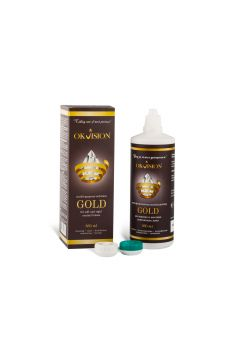 Раствор Gold 360 ml+ контейнер