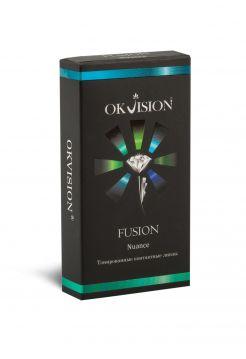 Акция Цветные линзы Fusion (2 линз)