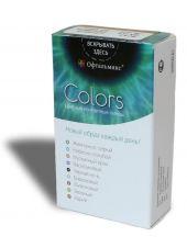 Цветные линзы Офтальмикс Colors 2 линзы (New) (1 пара)