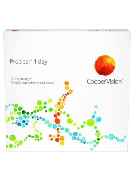 Контактные линзы Proclear 1 Day 90 линз (45 пар)