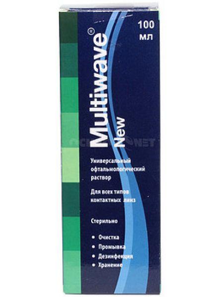 Растворы Multiwave-New 100 мл + контейнер