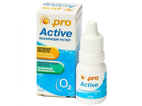 Капли Optimed Optimed ProActive 10 мл