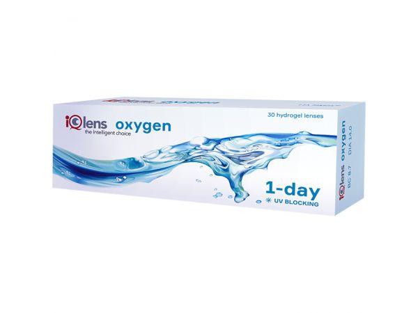 Контактные линзы IQLens Oxygen 1-day 30 линз