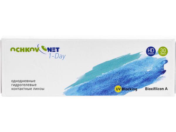 Контактные линзы Ochkov.Net 1-Day 30 линз (15 пар)