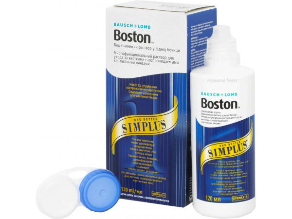 раствор Boston Simplus 120 ml
