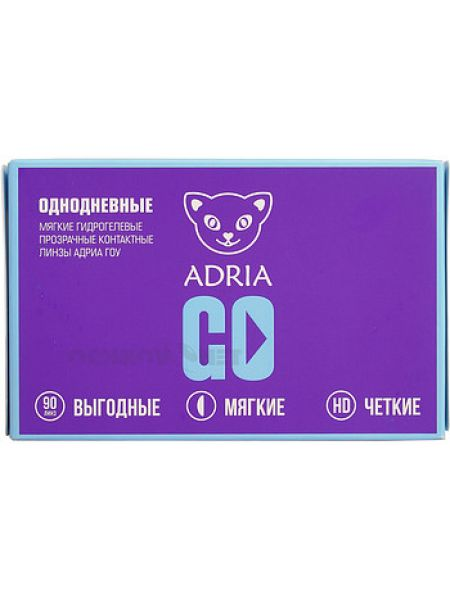 контактные линзы Adria GO 90 линз