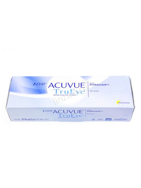 Контактные линзы 1-Day Acuvue TruEye 30 линз (15 пар)