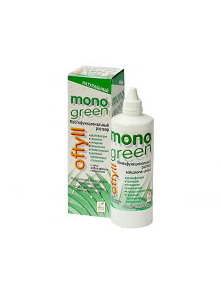Раствор Oftylla Monogreen 100 ml