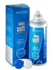 Раствор Aqua Soft Comfort+ 350 мл + контейнер