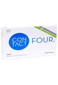 Контактные линзыContact Four toric 6 линз