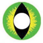 Кошачий глаз (зеленый)