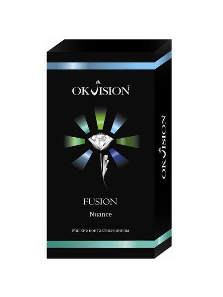 Цветные линзы Fusion 2 шт.
