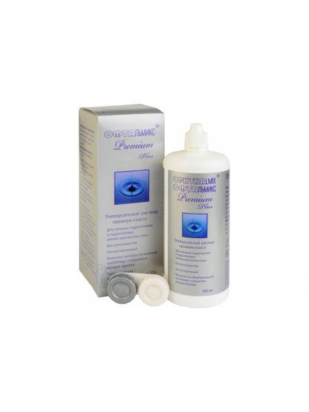 Раствор Офтальмикс Premium Plus 380 ml