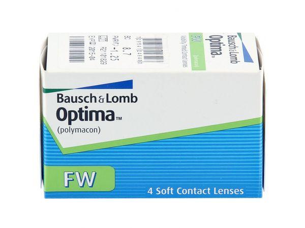 Контактные линзы Optima FW (1 линза)