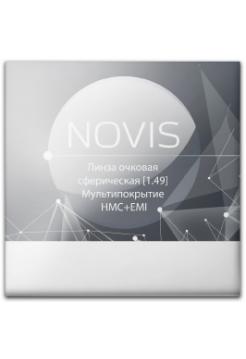 1.49 (CR-39) HMC Полимерные сферические очковые линзы с мультипокрытием