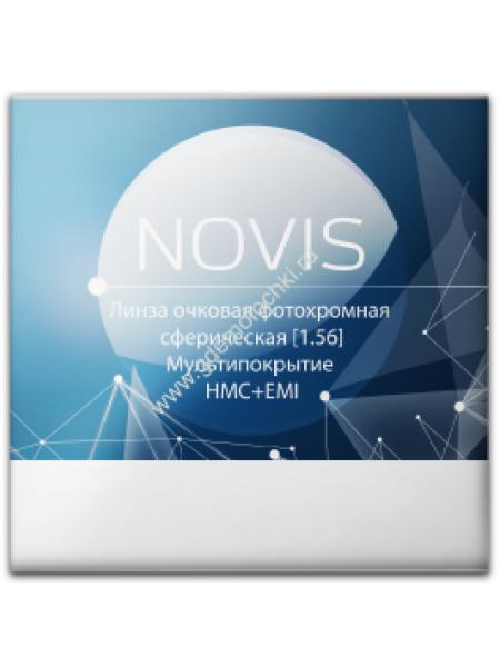 Очковые линзы Novis 1.56 Photo HMC