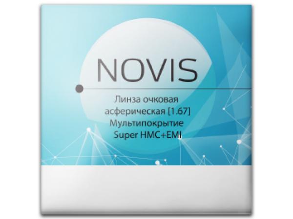 1.67 ASP Super HMC Полимерные асферические очковые линзы с мультипокрытием