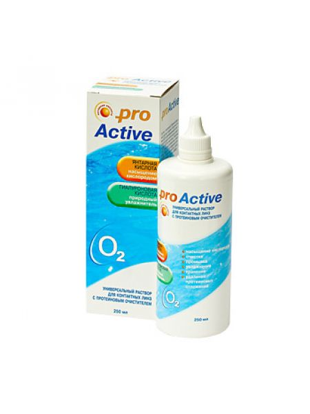 Раствор OptiMed Pro Active 250 ml