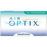 Торические линзы Air Optix for Astigmatism 3 шт.