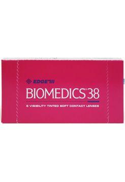 Акция Контактные линзы Biomedics 38 (6 линз)