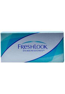 Оттеночные линзы FreshLook Dimensions 2 линзы 0 диоптрии