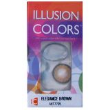 Оттеночные линзы Illusion Colors Shine 2 линзы (1 пара)