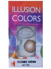 Оттеночные линзы Illusion Colors Shine 2 линзы (1 пара)