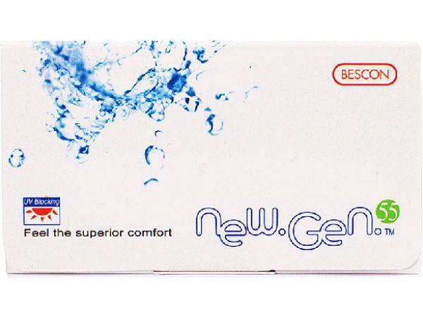 Контактные линзы NewGen 55 (6 линз)