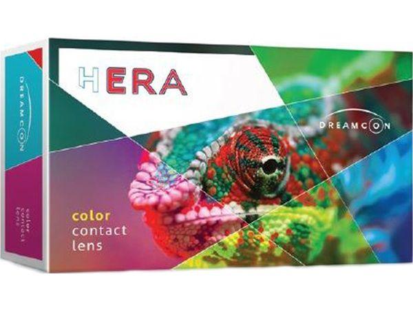 Цветные линзы Hera Tri-tone Vivid 2 линзы (1 пара)