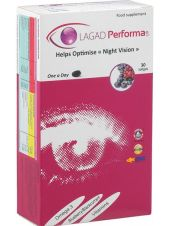 БАДы Lagad Vision Lagad Performa 30 капсул