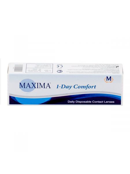 Контактные линзы Maxima 1-Day Comfort 90 шт.