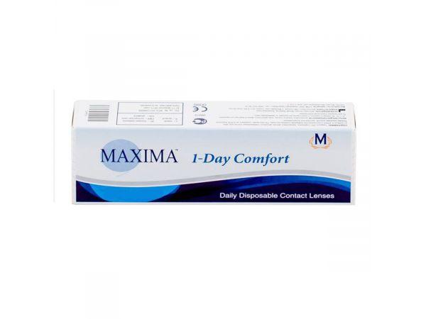 Контактные линзы Maxima 1-Day Comfort 90 линз (45 пар)