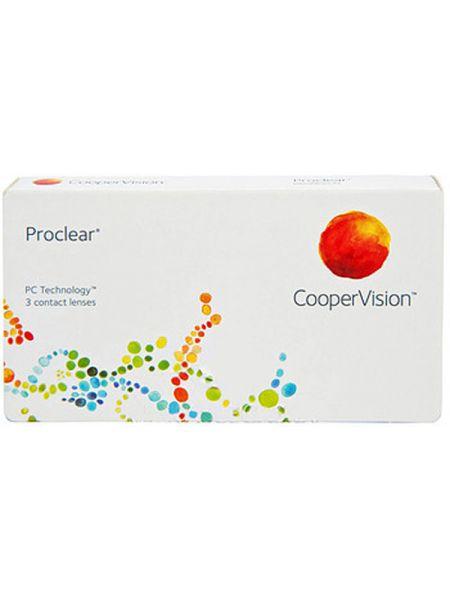 Контактные линзы Proclear (3 линзы)