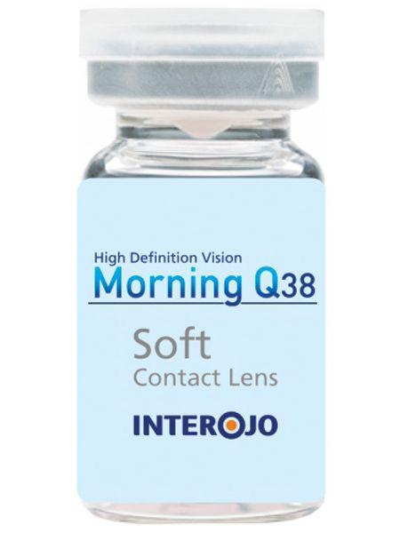 Контактные линзы Morning Q38 vial 1 шт.