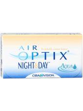 Контактные линзы Air Optix Night & Day Aqua (1 линза)