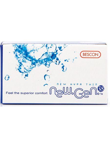 Контактные линзы NewGen 38 4 линзы (2 пары)
