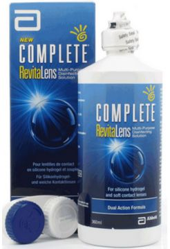 Раствор Complete RevitaLens 360 ml+ контейнер