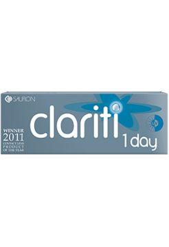 Контактные линзы Clariti 1 day