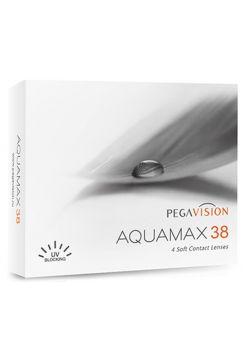 Контактные линзы AquaMax 38 4 линзы (2 пары)